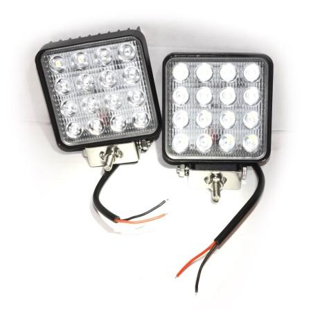 BrightNight LED Arbetsbelysning 48W 2-pack